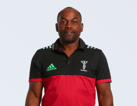 Coach of Harlequins UK