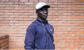 Ibrahim Kone arrived in Italy as a refugee having set out from Cote d'Ivoire in 2011