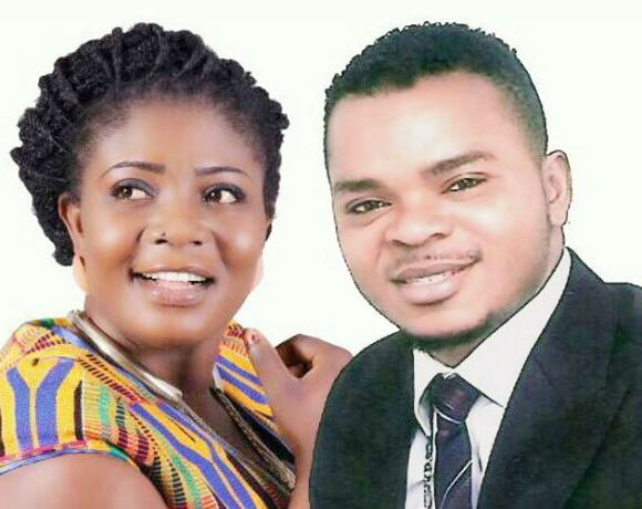 Mr and Mrs Obinim