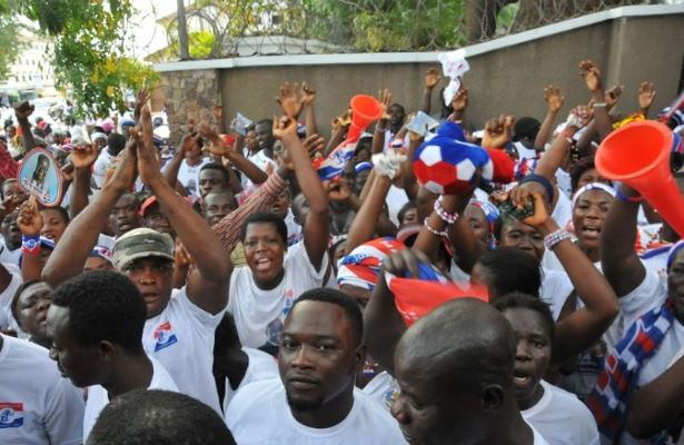 NPP supporters, Ghana Political News Report Articles