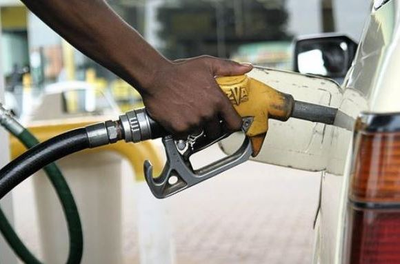 Petrol pump File photo