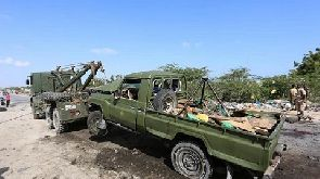 Attacks from Al Shabaab are frequent in Somalia