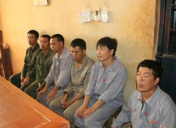Chinese miners