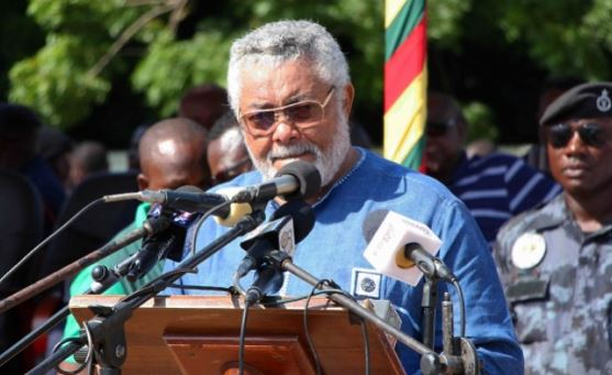 Rawlings angry, Ghana Political News Report Articles