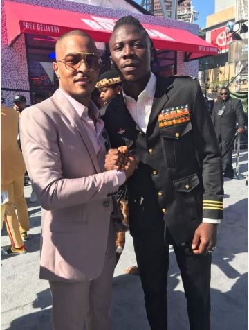 Image result for stonebwoy and t.i