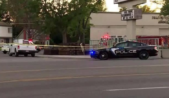 A vigil was held for the nine people who were stabbed at a birthday party in Boise