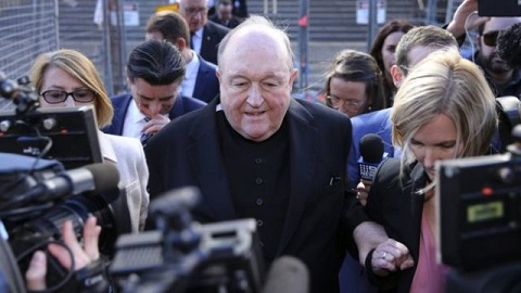 Archbishop Philip Wilson was convicted in May