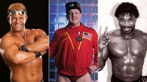 Brian Lawler, Nikolai Volkoff and Brickhouse Brown all passed away on Sunday