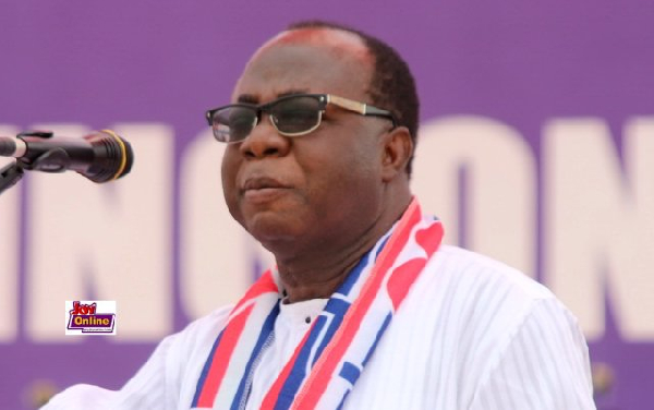 Freddie Blay has been elected as the National Chairman of the NPP...