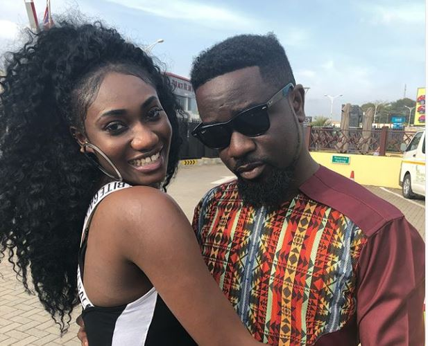 Wendy Shay and King Sark