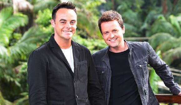 Ant (left) won't be there for the next series of I'm A Celebrity...