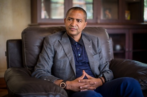Opposition presidential candidate Moïse Katumbi