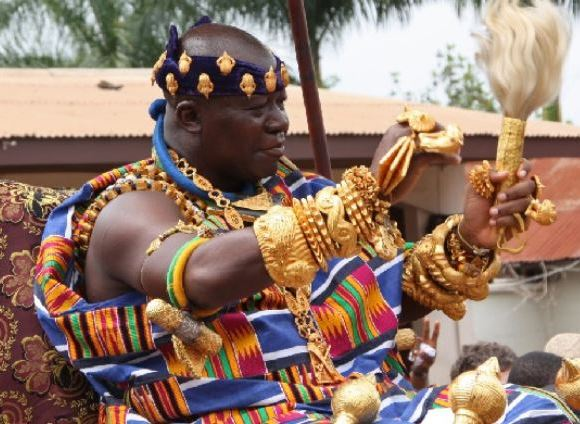 Otumfuo speaks on democracy