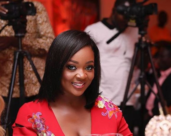 Jackie Appiah Cover