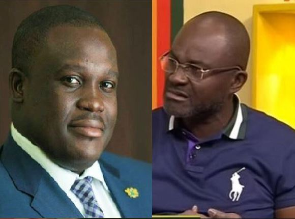 Sam George vs Ken Agyapong