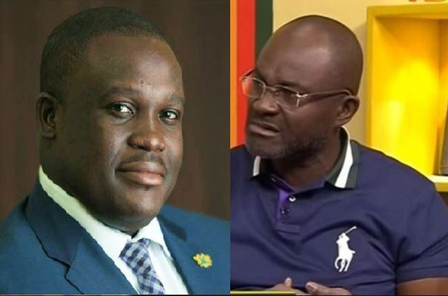 Sam George vs Ken Agyapong, Ghana Political News Report Articles