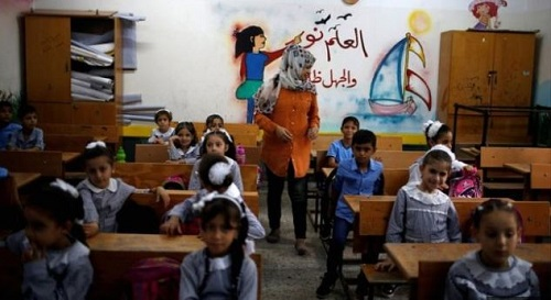 Unrwa provides critical services, including education and health care