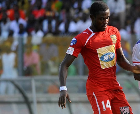 Football - 2014 / 2015 1st July Republic day Presidential Cup - Hearts of Oak v  Asante Kotoko - Accra