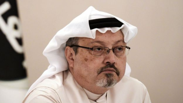Jamal Khashoggi had written for the Washington Post for a year