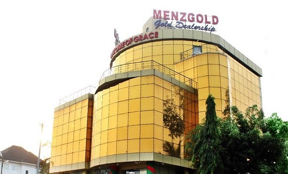 Menzgold building
