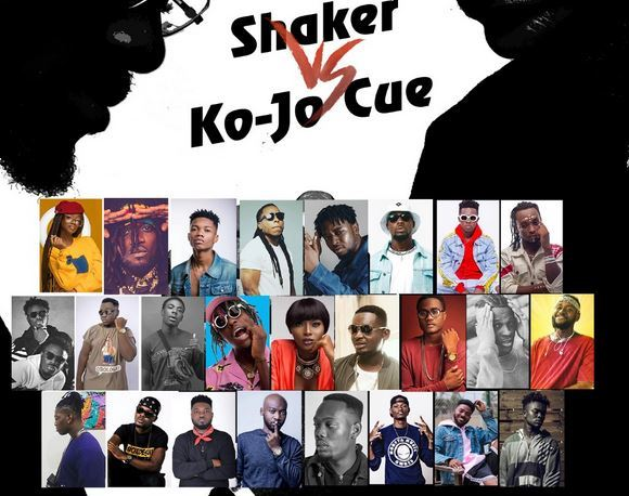 Shaker and Cue