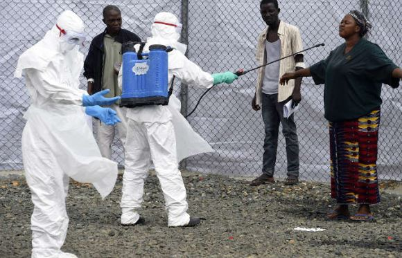 An Ebola outbreak has occurred in the Democratic Republic of Congo since August
