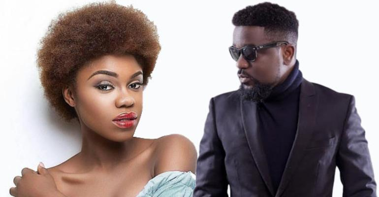 Becca and Sarkodie