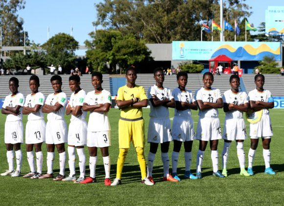 Ghana v New Zealand - FIFA U-17 Women's World Cup Uruguay 2018