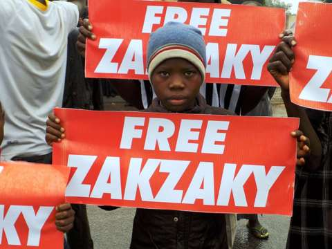 Ibraheem Zakzaky, the leader of Islamic Movement of Nigeria, has been in prison since 2015
