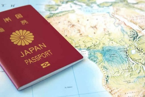 Japanese now can enjoy visa-free access, visa-on-arrival access to 190 destinations around the world