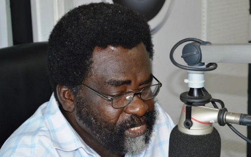 Political Scientist, Dr. Richard Amoako Baah