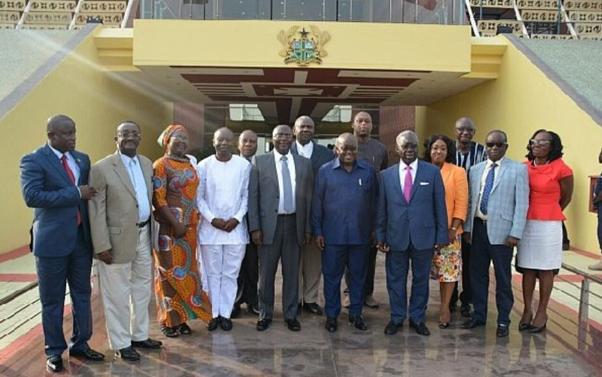 Some appointees of Akufo-Addo government