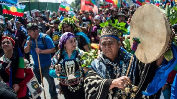 The Mapuche are Chile's largest indigenous group