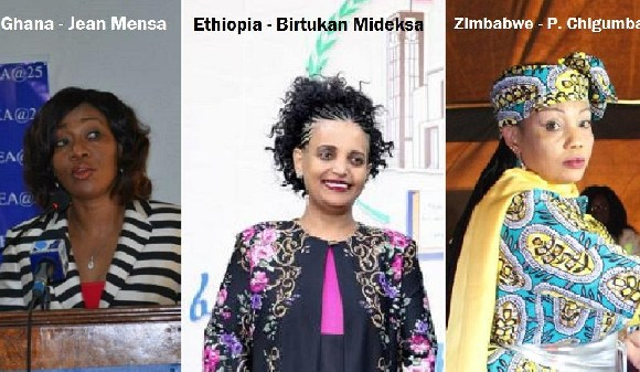 The appointment of the three female EC Commissioners have challenged the status quo