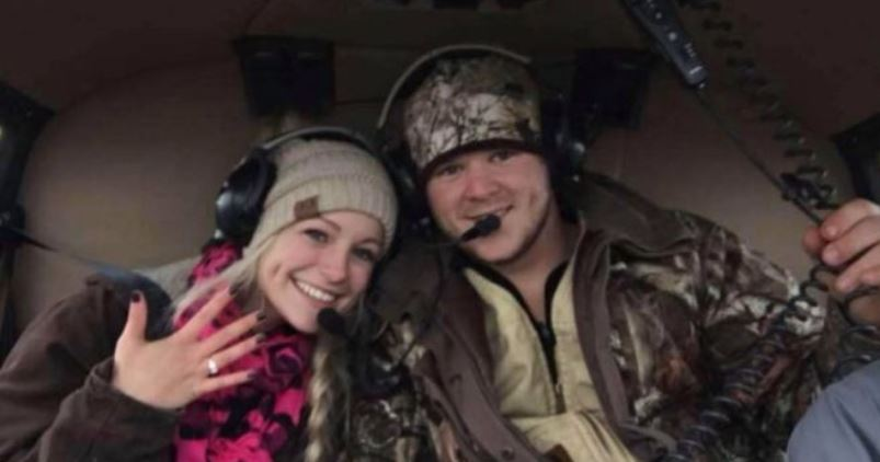 The couple who died in the crash
