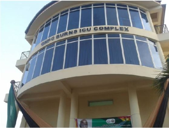 Korle Bu Burns Center