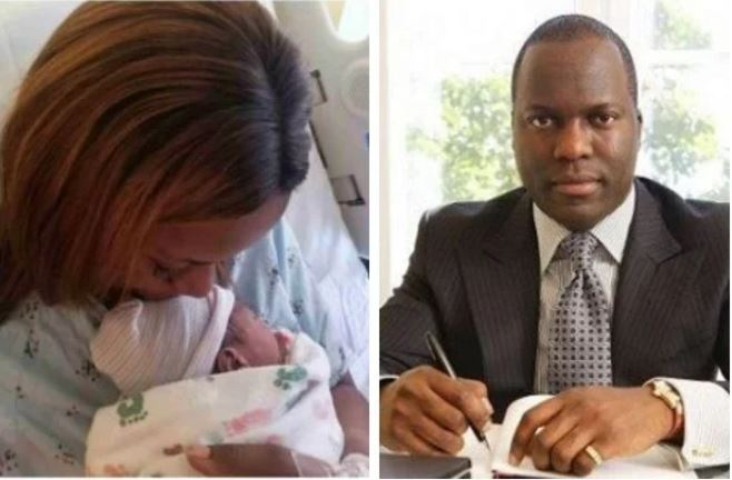 Linda Ikeji and man who dumped her