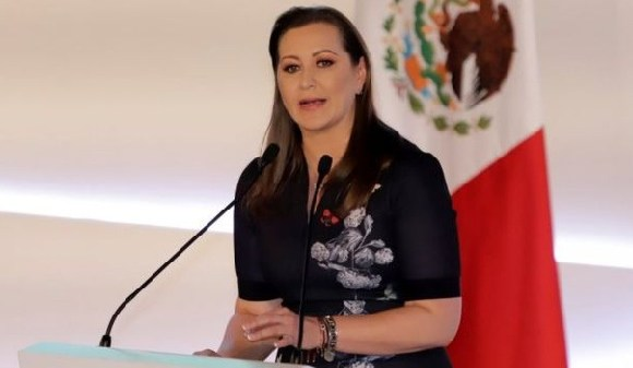 Martha Erika Alonso was sworn in as Puebla's governor 10 days before the crash