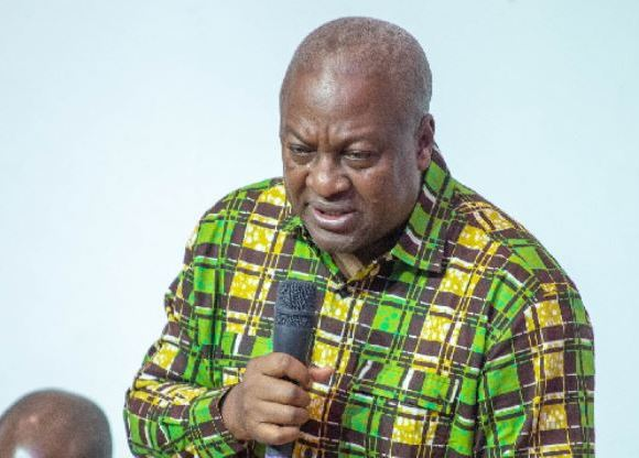 Mr John Mahama