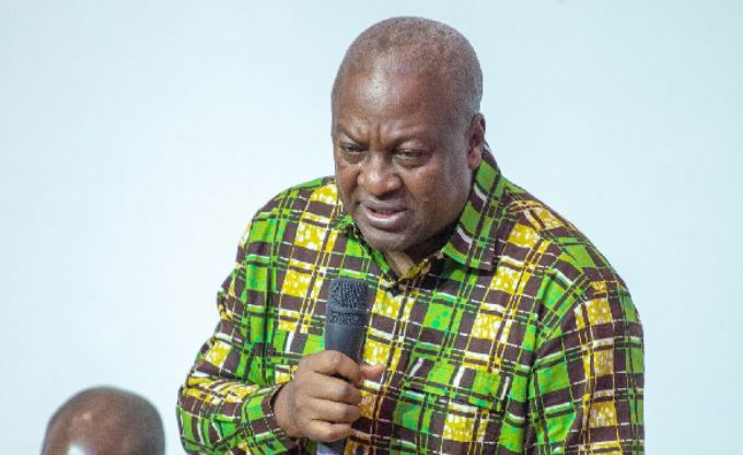 Mr John Mahama, Ghana Political News Report Articles