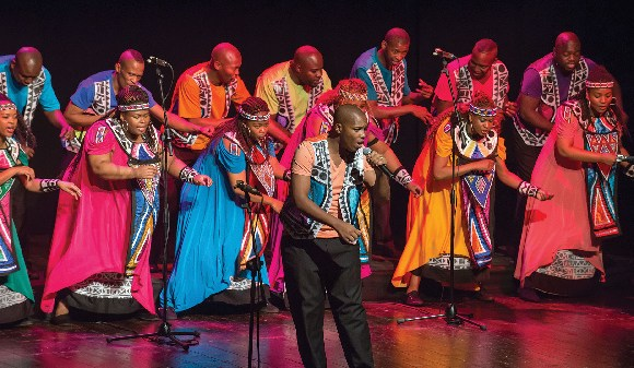 South Africa's Soweto Gospel Choir