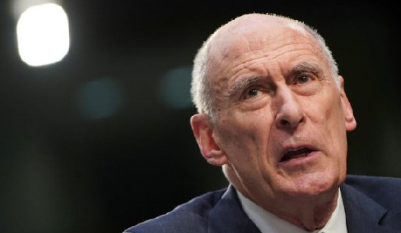 Director of National Intelligence Dan Coats testified to the Senate Intelligence Committee