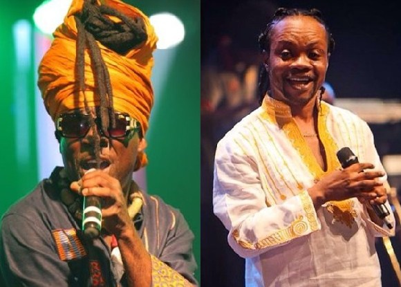 Kojo Antwi and Daddy Lumba