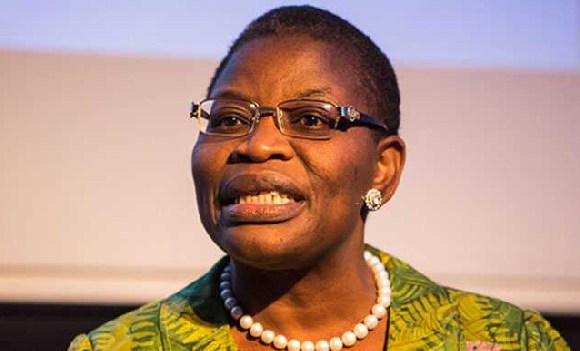 Oby Ezekwesili was contesting on the ticket of Allied Congress Party of Nigeria