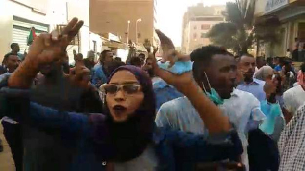 Protests in the capital city of Khartoum have entered their sixth week