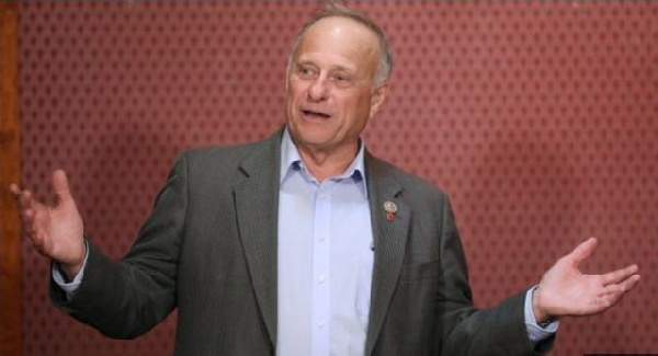 Representative Steve King has made headlines for controversial remarks beore