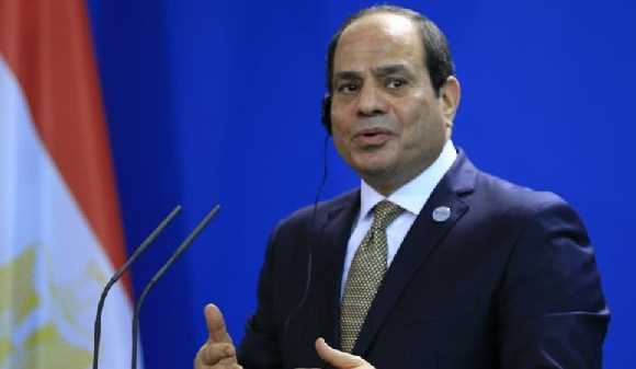 Sisi came to power on the back of a popularly-backed military coup in 2013