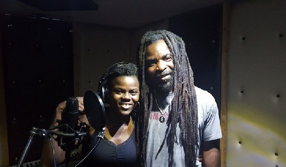 Wiyaala and Rocky Dawuni