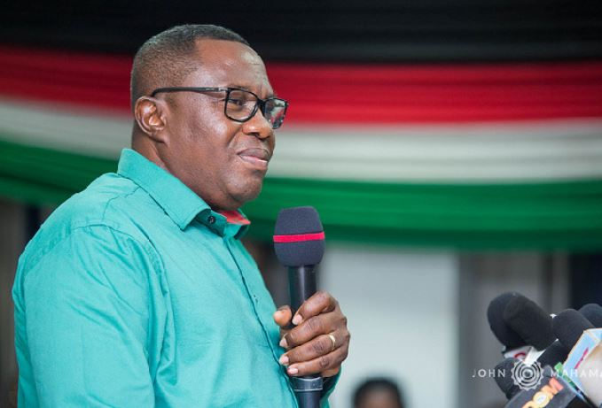 A voice believed to be NDC Chairman Samuel Ofosu Ampofo is heard on the tape, Ghana Political News Report Articles