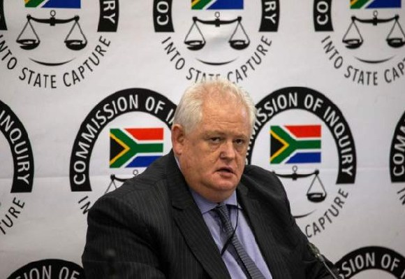 Angelo Agrizzi blew the lid on alleged corruption in the firm